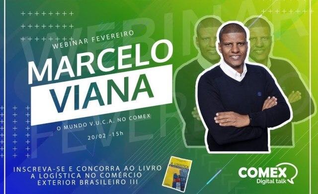 Webinar Marcelo Viana - Esquenta COMEX Digital Talk - Fevereiro