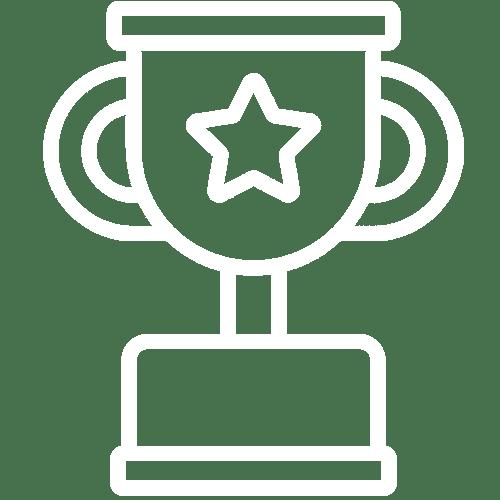 ícone de troféu