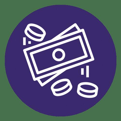 ícone de dinheiro