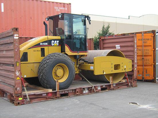 tipos de container flat rack
