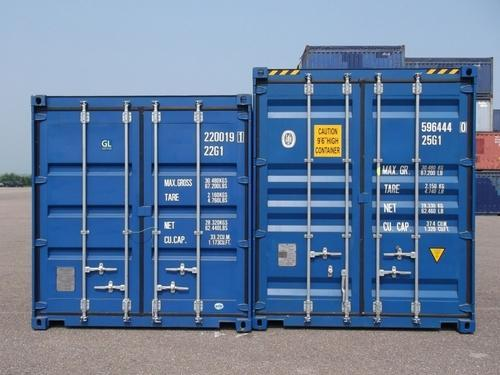 tipos de container hc e dry