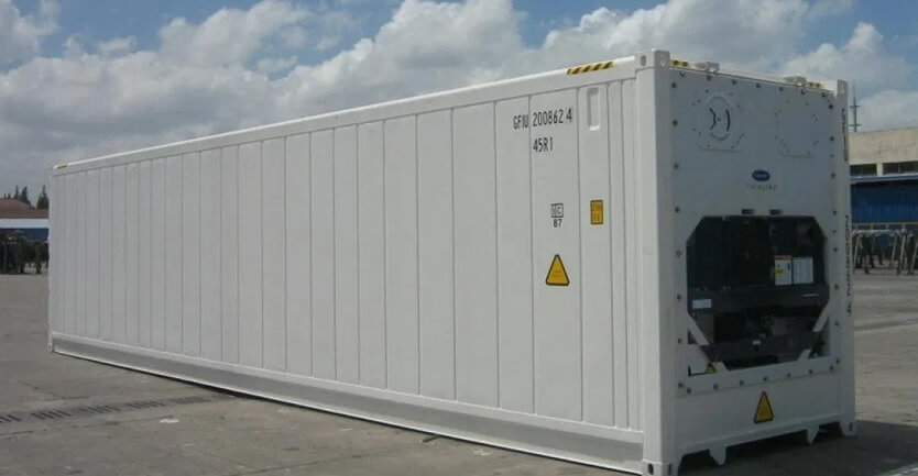 tipos de container reefer